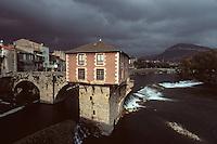 Europe/France/Auvergne/12/Aveyron/Millau: Le vieux moulin