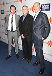 Spencer Liff, Craig Zadan and Neil Meron.attending the 22nd Annual GLAAD Media Awards in New York City.