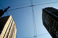 Milano, palazzi in Piazza della Repubblica --- Milan, buildings in della Repubblica square