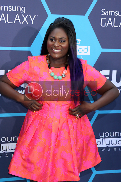 Danielle Brooks<br /> at the 2014 Young Hollywood Awards, Wiltern Theater, Los Angeles, CA 07-27-14<br /> David Edwards/Dailyceleb.com 818-249-4998