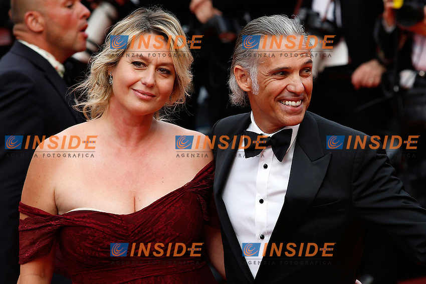 Paul Belmondo <br /> Festival del Cinema di Cannes 2016<br /> Foto Panoramic / Insidefoto