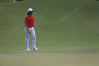 Tommy Fleetwood (ENG) on the 15th fairway during the 1st round of the DP World Tour Championship, Jumeirah Golf Estates, Dubai, United Arab Emirates. 21/11/2019<br /> Picture: Golffile | Fran Caffrey<br /> <br /> <br /> All photo usage must carry mandatory copyright credit (© Golffile | Fran Caffrey)