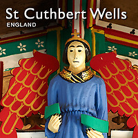 Images of St Cuthberts Wells Angel Roof | Pictures & Images