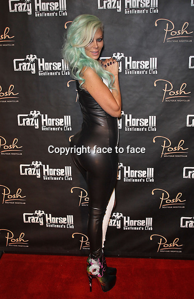 Jenna Jameson celebrates her birthday at Crazy Horse III Las Vegas. ..Credit: MediaPunch/face to face..- Germany, Austria, Switzerland, Eastern Europe, Australia, UK, USA, Taiwan, Singapore, China, Malaysia and Thailand rights only -