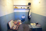 Alcatraz Prison Cell Where Famous Escape Took Place