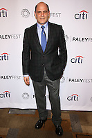 """HOLLYWOOD, LOS ANGELES, CA, USA - MARCH 21: Matthew Weiner at the 2014 PaleyFest - """"Mad Men"""" held at Dolby Theatre on March 21, 2014 in Hollywood, Los Angeles, California, United States. (Photo by Celebrity Monitor)"""