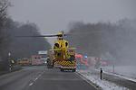 20170209  Unfall PKW unter LKW ( Landkreis Vechta)