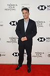 Director Sebastián Lelio arrives at the U.S. premiere of the movie Disobedience, on April 22 2018, during the Tribeca Film Festival in New York City.