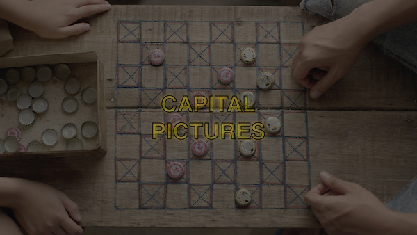 SCENE<br /> in How to Win at Checkers (Every Time) (2015) <br /> *Filmstill - Editorial Use Only*<br /> CAP/NFS<br /> Image supplied by Capital Pictures