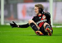 FUSSBALL   1. BUNDESLIGA   SAISON 2011/2012    15. SPIELTAG Bayer 04 Leverkusen - 1899 Hoffenheim                  02.12.2011 Andre Schuerrle (Bayer 04 Leverkusen)