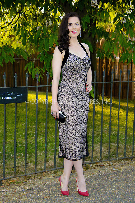 WWW.ACEPIXS.COM<br /> <br /> US Sales Only<br /> <br /> June 26 2013, London<br /> <br /> Hayley Atwell at the Serpentine Gallery Summer Party at Hyde Park on June 26 2013 in London<br /> <br /> By Line: Famous/ACE Pictures<br /> <br /> <br /> ACE Pictures, Inc.<br /> tel: 646 769 0430<br /> Email: info@acepixs.com<br /> www.acepixs.com
