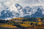 Clearing Autumn Storm, Sneffels Range, Colorado
