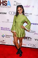 NEW YORK, NY - OCTOBER 23: Vashtie Kola attends the Harlem School of the Arts 2017 Gala Masquerade Ball at the Plaza hotel on Monday, October 23, 2017  in New York. Credit: Raymond Hagans/MediaPunch /NortePhoto.com