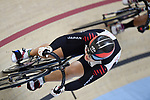 Kayono Maeda (JPN), <br /> AUGUST 28, 2018 - Cycling - Track : Women's Keirin Repechage at Jakarta International Velodrome during the 2018 Jakarta Palembang Asian Games in Jakarta, Indonesia. <br /> (Photo by MATSUO.K/AFLO SPORT)