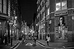 Londyn, 2009-10-23. Londyńska dzielnica Soho.