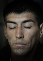 Mother of Paco fighting addiction in Argentina by Diego Giudice