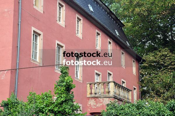 Rotes Schloss in Erbes-Büdesheim