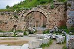 The Baths of Scholastica, Ephesus