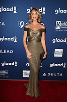 BEVERLY HILLS, CA - APRIL 12: Arielle Kebbel, At the 29th Annual GLAAD Media Awards at The Beverly Hilton Hotel on April 12, 2018 in Beverly Hills, California. <br /> CAP/MPI/FS<br /> &copy;FS/MPI/Capital Pictures