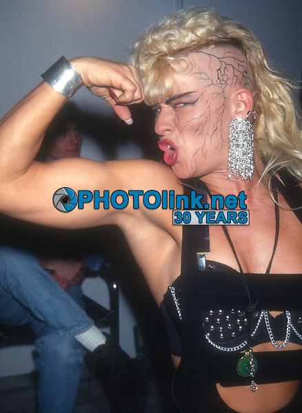 Luna Vachon 1994<br /> Photo By John Barrett/PHOTOlink.net