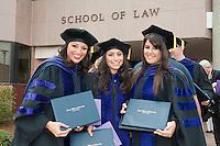 Roger Williams School of Law Graduation 2015