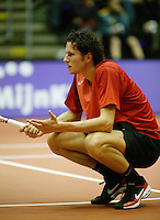 16-12-06,Rotterdam, Tennis Masters 2006, .  Jasper Smit