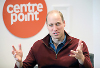 Prince William Visits Centrepoints New Apprenticeship House