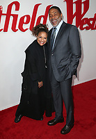 CENTURY CITY, CA - OCTOBER 03: Debbie Allen, Norm Nixon, at Westfield Century City Reopening Celebration at Westfield Century City Mall, California on October 03, 2017. <br /> CAP/MPI/FS<br /> &copy;FS/MPI/Capital Pictures