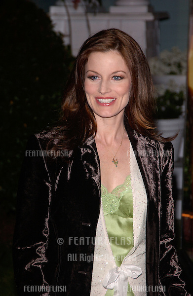 Jan 23, 2005; Los Angeles, CA: Actress LAURA LEIGHTON at ABC TV's All Star Party on the Desperate Housewive lot at Universal Studios, Hollywood..