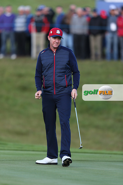 Jimmy Walker (USA) during the 2014 Ryder Cup from Gleneagles, Perthshire, Scotland. Picture:  David Lloyd / www.golffile.ie