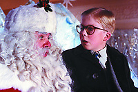 A Christmas Story (1983)<br /> Peter Billingsley &amp; Jeff Gillen<br /> *Filmstill - Editorial Use Only*<br /> CAP/KFS<br /> Image supplied by Capital Pictures