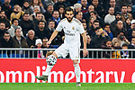 Nacho Fernandez of Real Madrid during La Liga match between Real Madrid and Real Sociedad at Santiago Bernabeu Stadium in Madrid, Spain. February 06, 2020. (ALTERPHOTOS/A. Perez Meca)