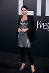 Soraya Arnelas attends to Yves Saint Laurent 'Libre' presentation at Real Fabrica de Tapices in Madrid, Spain. September 30, 2019. September 30, 2019. (ALTERPHOTOS/A. Perez Meca)