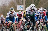 Edvald Boasson Hagen (NOR/Dimension Data)<br /> <br /> 74th Omloop Het Nieuwsblad 2019 <br /> Gent to Ninove (BEL): 200km<br /> <br /> ©kramon