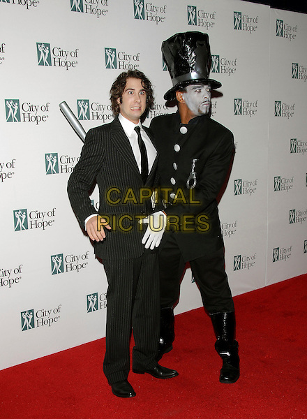 JOSH GROBAN.attends The City of Hope's Spirit of Life Award Gala held at The Pacific Design Center in Beverly Hills, California, USA, October 5th 2006..full length costume fancy dress policeman.Ref: DVS.www.capitalpictures.com.sales@capitalpictures.com.©Debbie VanStory/Capital Pictures