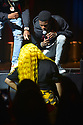 MIAMI, FL - DECEMBER 15: Comedian DC Young Fly performs on stage during the 85 South improvs roasting and freestyles comedy show at James L. Knight Center on December 15, 2019 in Miami, Florida.  ( Photo by Johnny Louis / jlnphotography.com )