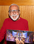 Joe Masteroff attends the CD release signing for the Broadway revival of 'She Loves Me' at Barnes and Noble 86th street on August 3, 2016 in New York City.