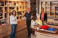 Germany, Bavaria, Lower Franconia, Miltenberg: brewery Faust's showroom (oldest brewery in Rhine-Main-Area) | Deutschland, Bayern, Franken (Unterfranken), Miltenberg: Verkaufsraum Churfraenkisches Brauhaus Faust (aelteste Brauerei im Rhein-Main-Gebiet)