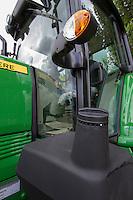 John Deere tractor fuel tank