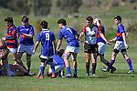 NELSON, NEW ZEALAND - SEPTEMBER 21: Tasman U16 v Buller U16. Murchison, Nelson, New Zealand. Saturday 21 September 2019. (Photos by Barry Whitnall/Shuttersport Limited)