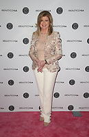 LOS ANGELES, CA - AUGUST 11: Ariana Huffington, at Beautycon Festival Los Angeles 2019 - Day 2 at Los Angeles Convention Center in Los Angeles, California on August 11, 2019. <br /> CAP/MPIFS<br /> ©MPIFS/Capital Pictures