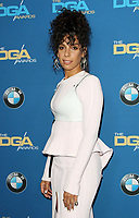 03 February 2018 - Los Angeles, California - Melina Matsoukas. 70th Annual DGA Awards Arrivals held at the Beverly Hilton Hotel in Beverly Hills. <br /> CAP/ADM<br /> &copy;ADM/Capital Pictures