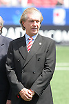22 July 2007: Oesterreichischer Fussball-Bund President Friedrich Stickler. At the National Soccer Stadium, also known as BMO Field, in Toronto, Ontario, Canada. Chile's Under-20 Men's National Team defeated Austria's Under-20 Men's National Team 1-0 in the third place match of the FIFA U-20 World Cup Canada 2007 tournament.