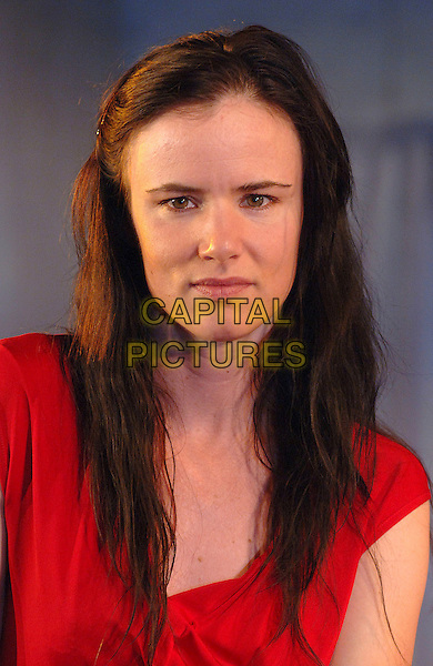 "JULIETTE LEWIS .Makes her stage debut as May in Sam Shephard's play ""Fool For Love"", London, UK..June 9th, 2006 .Ref: BEL.headshot portrait.www.capitalpictures.com.sales@capitalpictures.com.©Tom Belcher/Capital Pictures."