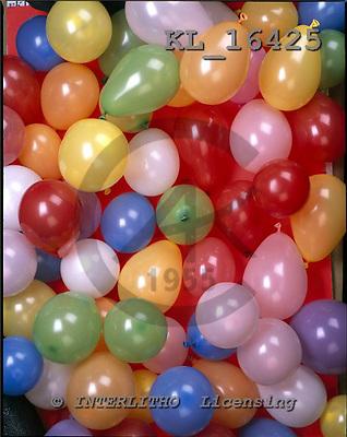 Interlitho, CHILDREN BOOKS, BIRTHDAY, GEBURTSTAG, CUMPLEAÑOS, foto+++++,coloured balloons,KL16425,#bi# ,everyday ,everyday