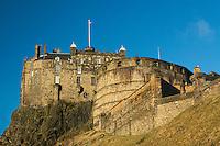 Edinburgh Castle, Edinburgh, Lothian