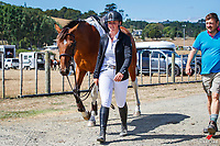 2020 NZL-Fieldline Horse Floats Brookby Showjumping Summer GP Show. Papatoetoe Pony Club. Auckland. Sunday 9 February. Copyright Photo: Libby Law Photography