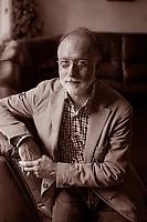Diego Marani (Tresigallo, 1959) è uno scrittore e glottoteta italiano.<br /> <br /> Lavora a Bruxelles presso la Commissione europea dove si occupa di cultura e promozione del multilinguismo.<br /> <br /> È l'inventore della lingua artificiale chiamata europanto, costituita da un insieme di tutte le lingue d'Europa. Mantova, 10 settembre 2017. © Leonardo Cendamo
