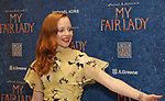 Lauren Ambrose attends the Broadway Opening Night Celebration for 'My Fair Lady' at The Grand Promenade, David Geffen Hall on April 19, 2018 in New York City.