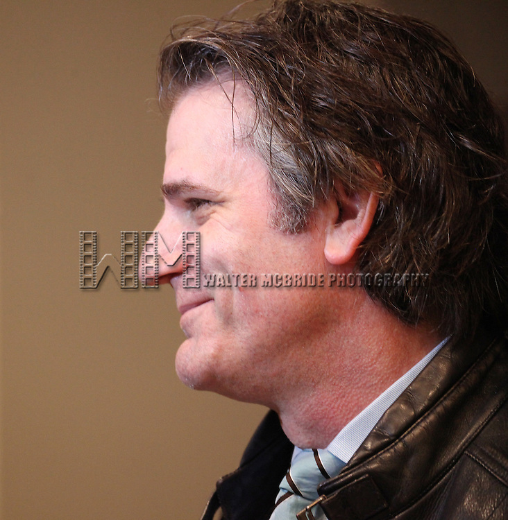 Bartlett Sher attending the Meet & Greet for the Lincoln Center Theater's 75th Anniversary Production of 'Golden Boy' at their Rehearsal Studios on 10/25/2012 in New York.
